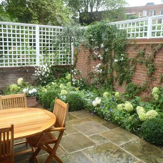 Belsize Park Classic English Garden 24