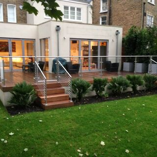 Wandsworth Family Garden 1