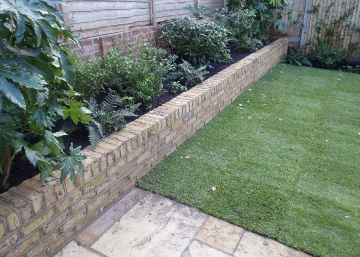 Garden Brickwork 2
