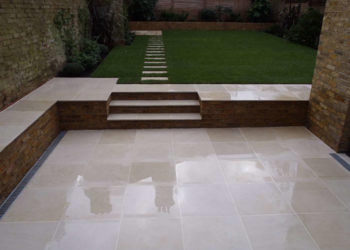 Garden Brickwork 3