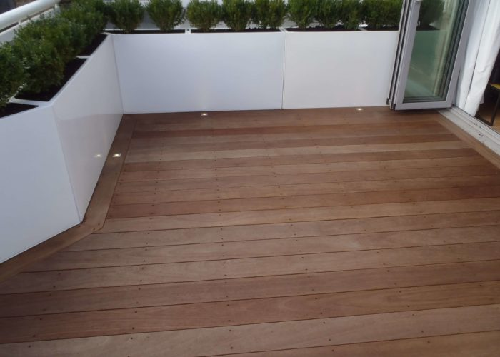 Garden Decking Installation Services 1