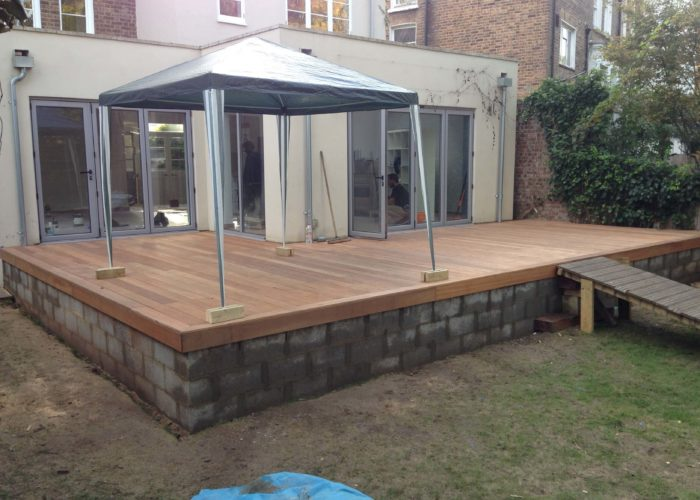 Garden Decking Installation Services 10