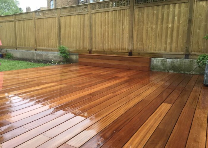 Garden Decking Installation Services 11