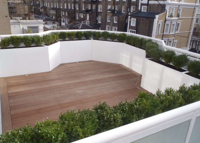 Garden Decking Installation Services 2