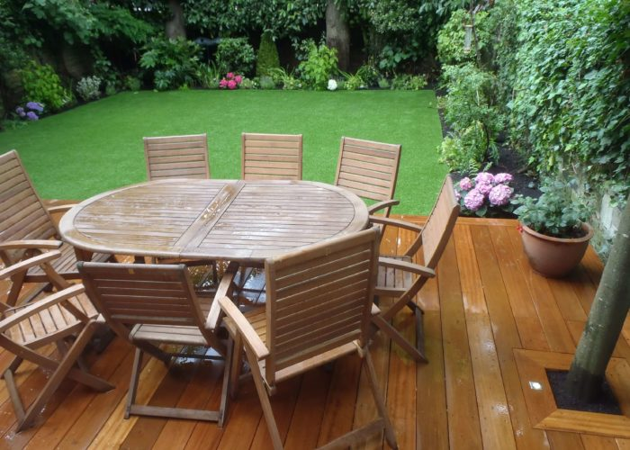 Garden Decking Installation Services 3