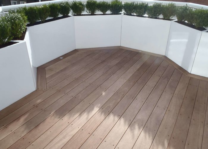 Garden Decking Installation Services 5
