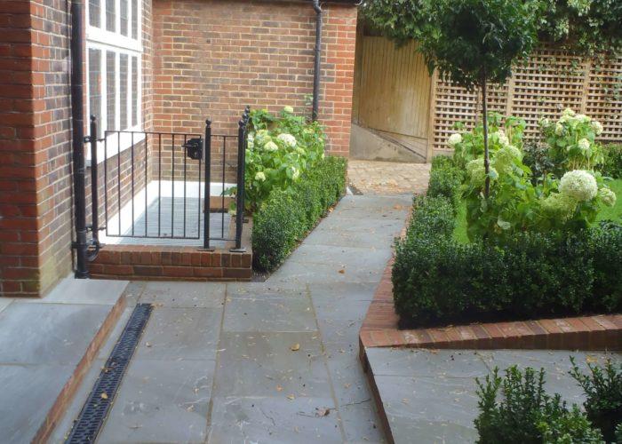 Garden Drainage 8