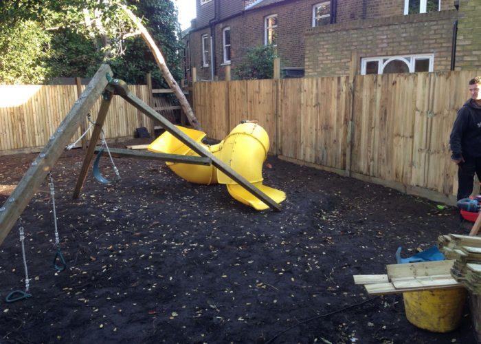 Garden Fencing 5