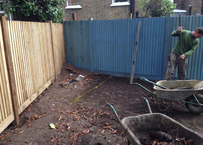 Garden Fencing 7