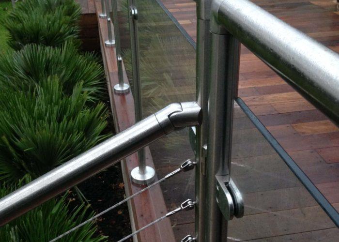 Garden Glass Balustrades 13