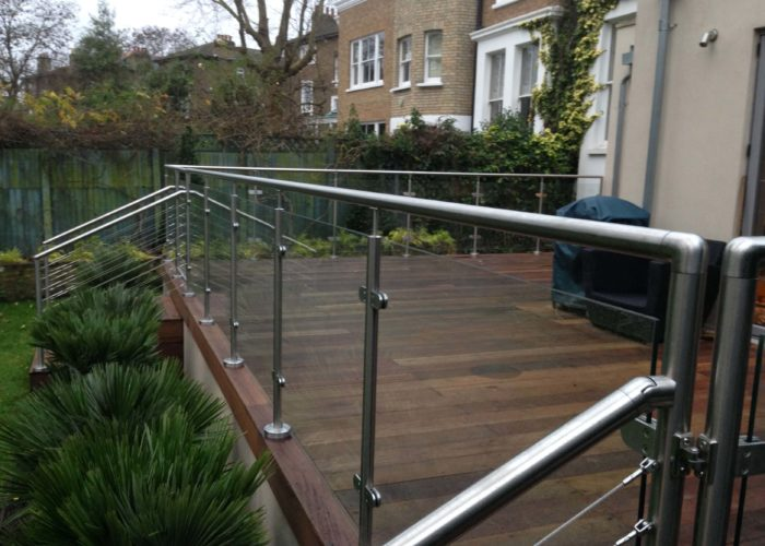 Garden Glass Balustrades 5