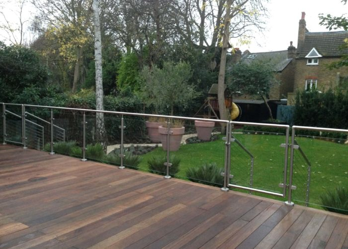 Garden Glass Balustrades 7