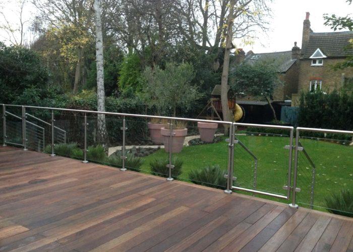 Garden Glass Balustrades 7