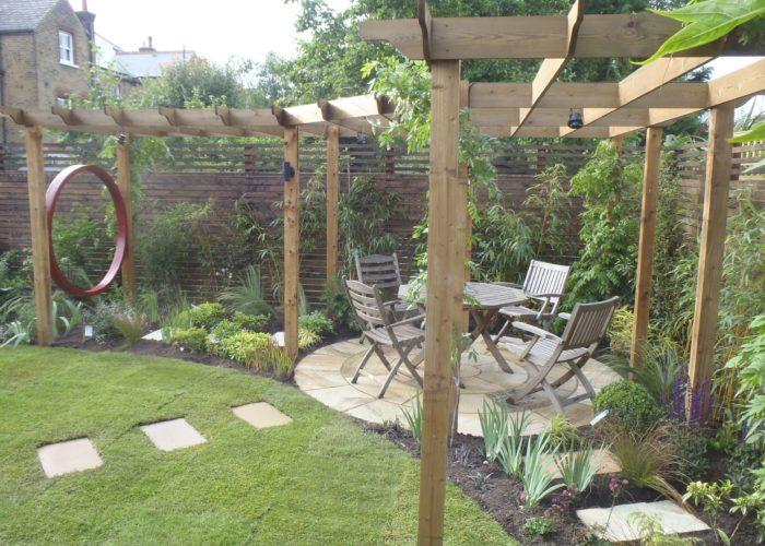 Garden Pergolas Arbors 9
