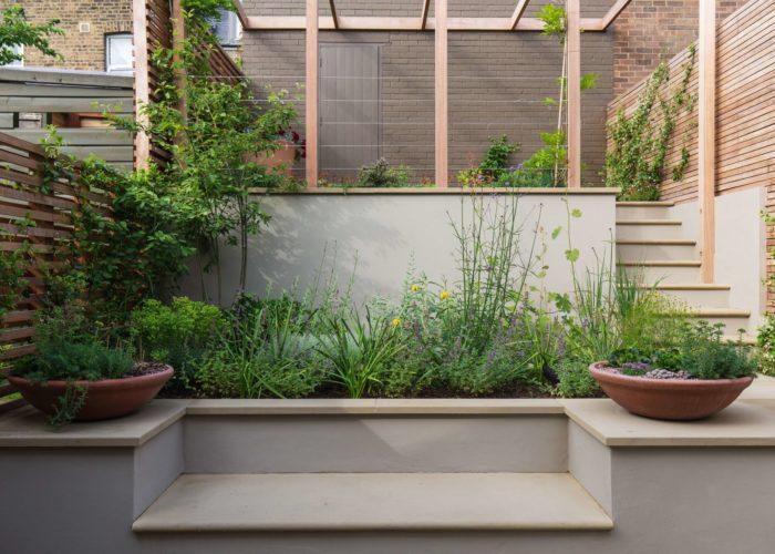 Garden Retaining Walls 1