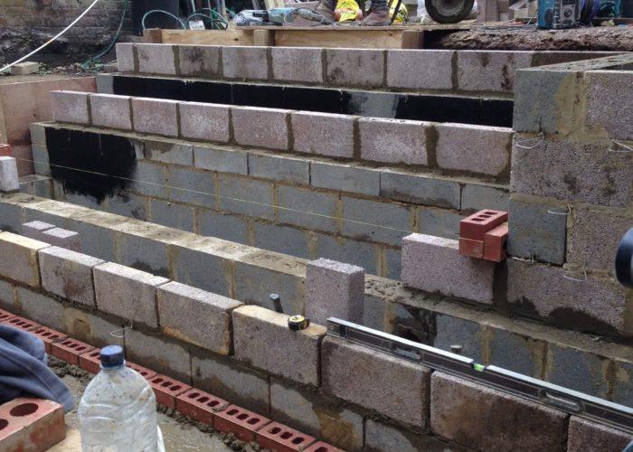 Garden Retaining Walls 2