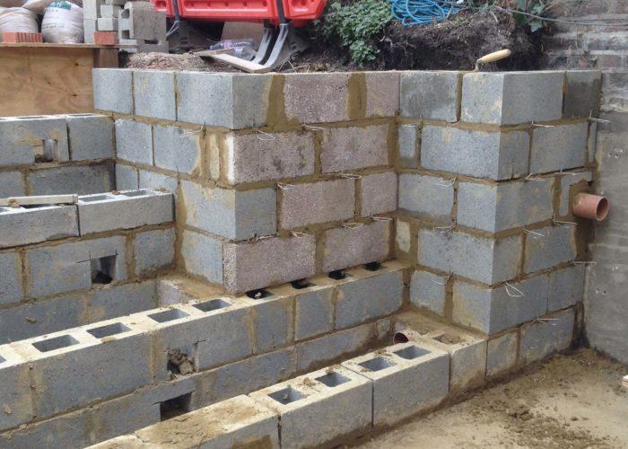 Garden Retaining Walls 3