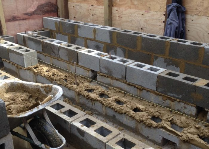 Garden Retaining Walls 5