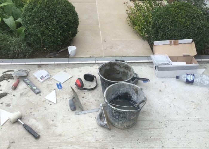 Garden Tiling 1