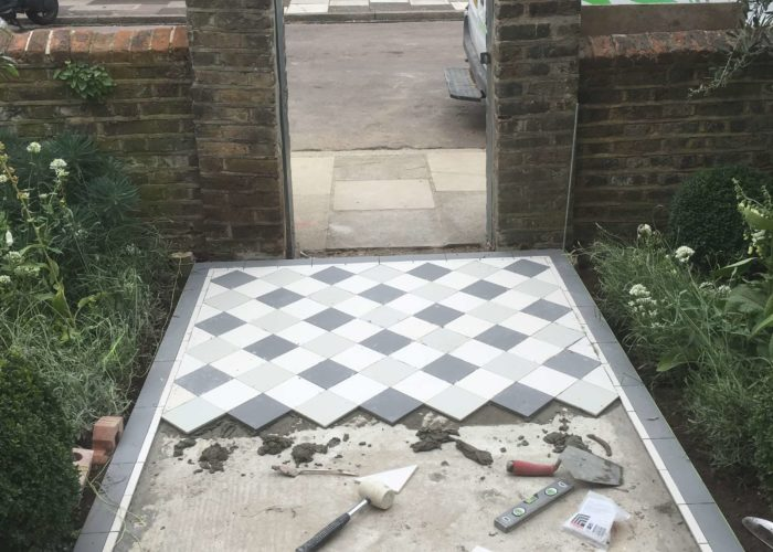 Garden Tiling 2