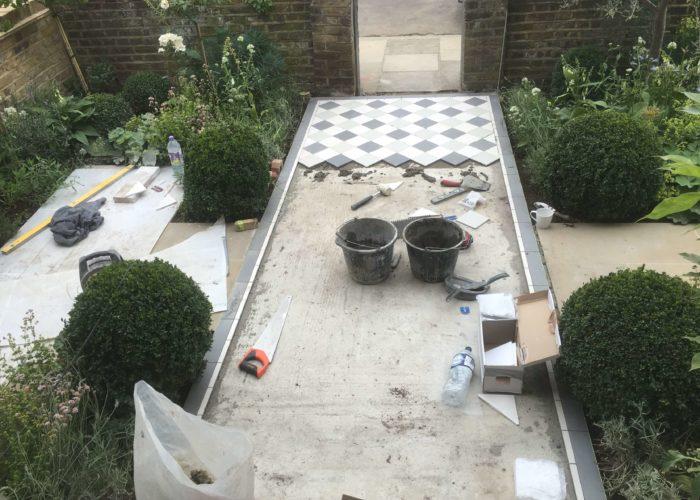 Garden Tiling 3