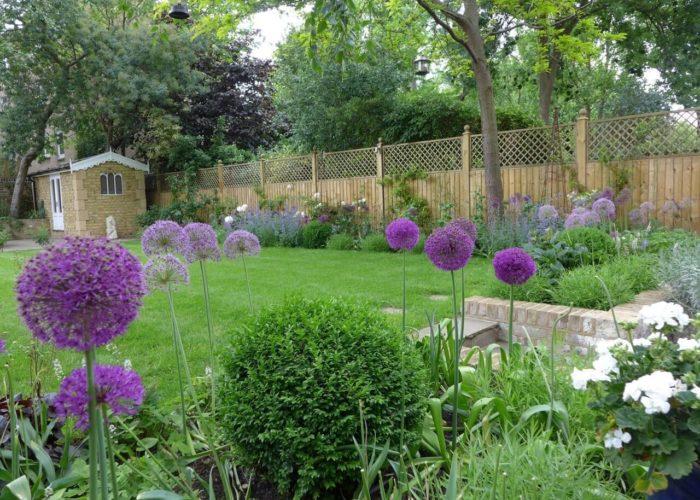Garden Trellising Installation 2
