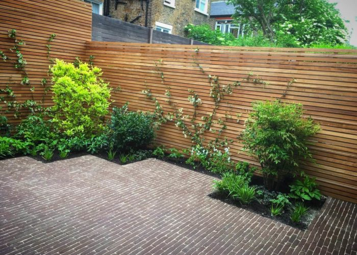 Garden Trellising Installation 4