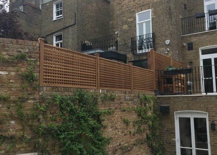 Garden Trellising Installation 6