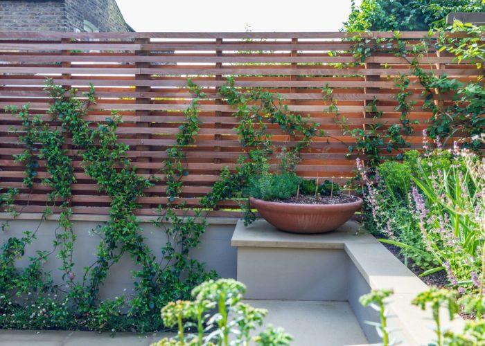 Garden Trellising Installation 7
