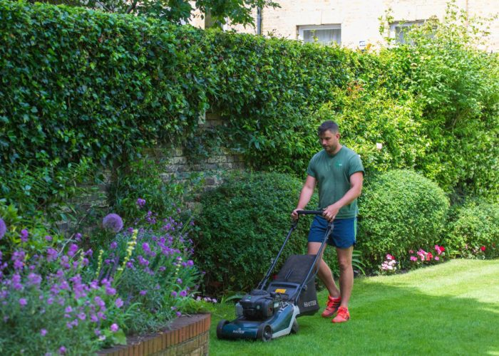 Lawn Mowing 2