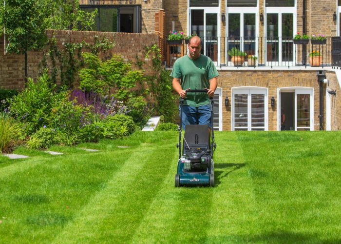 Lawn Mowing 6