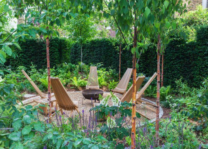 Garden Trees 4