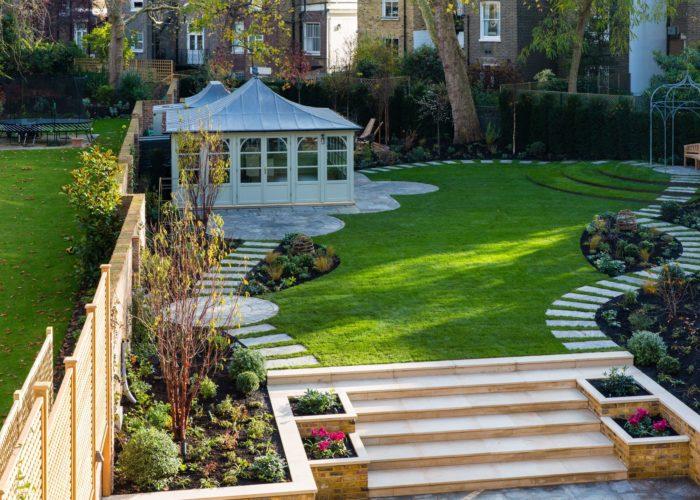 Garden Turfing 1